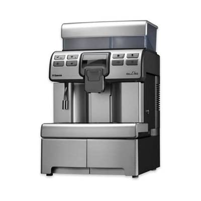 Saeco 90-100 Cups/Hr Aulika Top Fully Automated Espresso/Cappucinno Coffee Machine/maker