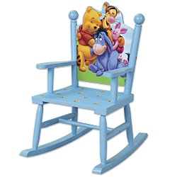 Winnie The Pooh Rocking Chair Toys Games