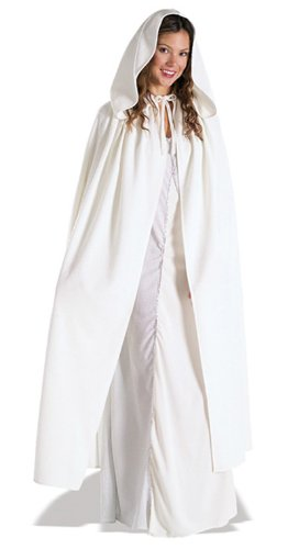 Rubie's Costume Women's Lord Of The Rings Adult Arwen White Cloak