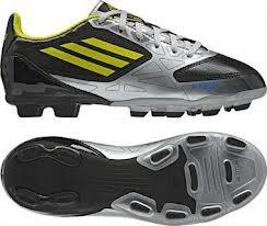 adidas F5 TRX FG Soccer Cleat (Little Kid/Big Kid),Black/Lab Lime/Metallic Silver,5.5 M US Big Kid
