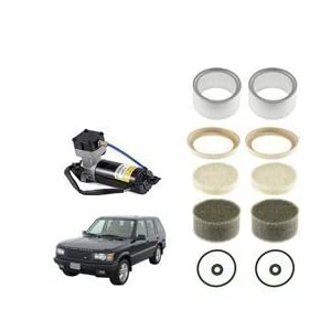 X8R X8R-018 Air Suspension Compressor Piston Liner + Seal Twin Kit