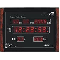 Ajanta Digital Wall Clock Odc 120 Best Deals With Price