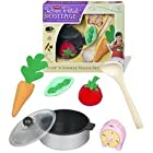 Playskool Rose Petal Cottage Stew & Simmer Veggie Set by Hasbro Toys