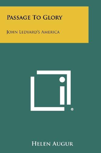 Passage to Glory: John Ledyard's America PDF