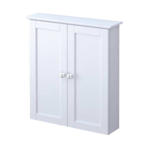 Foremost COWW2125 Columbia White Bathroom Wall Cabinet