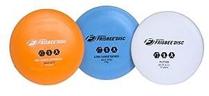 Wham-O Golf Disc Combo Frisbee by Wham-O