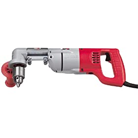 Milwaukee 3107-6 7.0 Amp 1/2-Inch Right Angle Drill with D-Handle