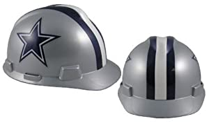 MSA Safety Works NFL Hard Hat, Dallas Cowboys