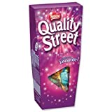 Nestle Quality Street Assorted Chocolates Box 400g Ref 12102543