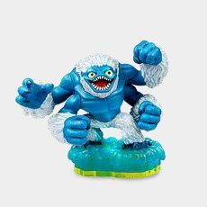 Skylanders Spyros Adventure LOOSE Mini Figure Slam Bam Includes Card Online Code - 1