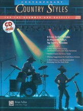 Contemporary Country Styles for the Drummer and Bassist PDF