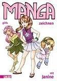 echange, troc Janina Trapp - Manga zeichnen girls
