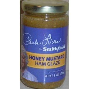 Paula Deen HONEY MUSTARD HAM GLAZE 9.5 oz. (Pack of 2)