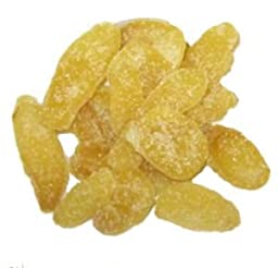 Wockenfuss Candies Crystalized Ginger, 1lb