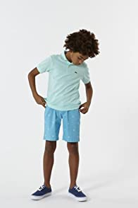 Boy's Cotton Cargo Short