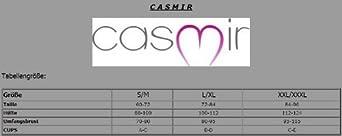 """Aufregendes Brusthebe Korsett """"Lanai Corset"""" von Casmir (L/XL)"""