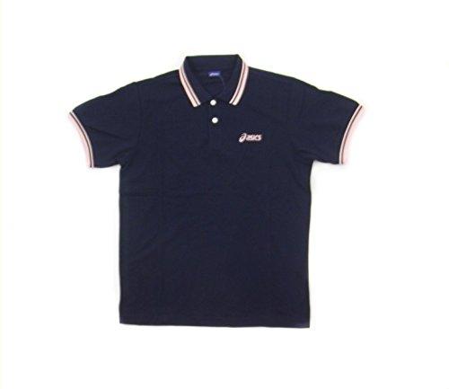 Puma SMU-Maglietta Polo, colore: blu Navy/Rosa, taglia: M