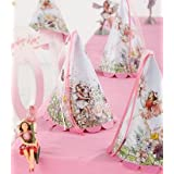 Meri Meri Flower Fairies Party Hats. 8 Pack