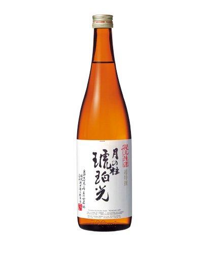 月の桂 純米吟醸超特撰 琥珀光(京都)