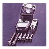 ポッシュ(POSH) マッスルポジションブラケット チタンカラー 070052-11