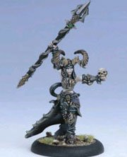 Privateer Press Cryx - Satyxis Sea Witch Model Kit - 1