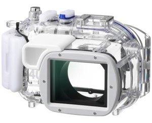 Panasonic DMW-MCTZ10 40m Underwater Housing For Lumix TZ8, TZ10