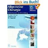 Zahn-Mund-Kiefer-Hei... 3 Bde., Bd.1, Allgemeine Chirurgie