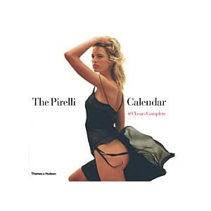 The Pirelli Calendar: 40 Years Complete