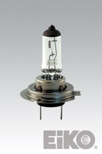 Eiko Super White Headlamp Bulb (H7) - 55W, White H755Sw-Bp