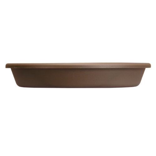Akro Mils SLI10000E21 Classic Saucer for 10-Inch Classic Pot, Chocolate, 10.75-Inch (10 Pot Saucer compare prices)