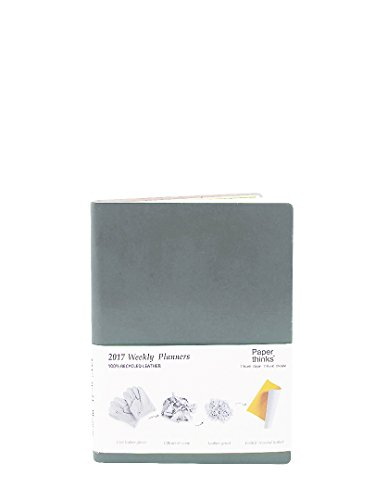 paperthinks-recycled-leather-large-2017-planner-gray