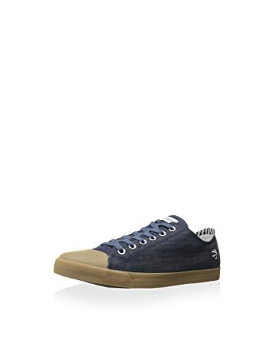 Burnetie Men's Low-Top Sneaker