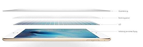 Apple iPad mini 4 (7,9 Zoll) Tablet-PC + Extra Zubehör - 4