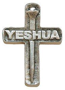 Cross Yeshua Necklace