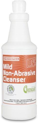 Chemspec DFCMNAC12 Mild Non-Abrasive Cleanser, 1 qt Bottles (Case of 12)