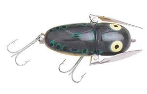 Heddon Tiny Crazy Crawler Fishing Lures (Bullfrog, 1 3/4-Inch)