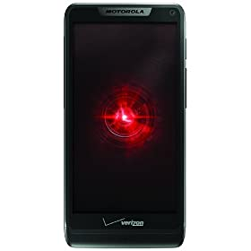 Motorola DROID RAZR M, Black 8GB (Verizon Wireless)
