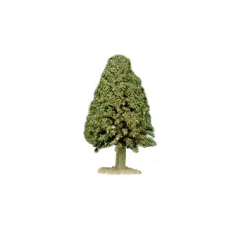 Life-Like Trains Trees - Mini Evergreen  Train Accessories