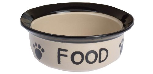 Pooch Basics Pet Food Bowl - 8 Inches