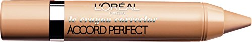 L'Oréal Make Up Designer Paris Accord Parfait Correttore Cremoso Perfezionatore, 40 Natural