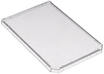 BD 353958 Falcon Lid for 384 Well Polystyrene Assembly Plate with 120 microliter Total Well Capacity (Case of 50)