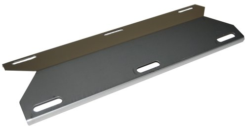 Music City Metals 91231 Stainless Steel Heat Plate Replacement for Select Gas Grill Models by Glen Canyon, Jenn-Air and Others