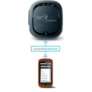 Smartphone Satellite Communicator - Spot Connect