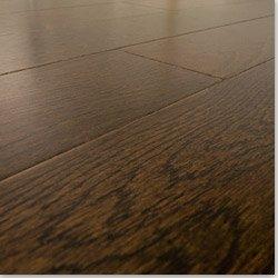 Eco-Element Glueless Click Oak Engineered Floors Liberty Oak / 4 in. / 3/8 in. / Length: Random Leng