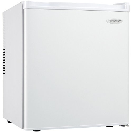 Danby DAR0488W Diplomat 1.7-Cu.Ft. Compact All Refrigerator, White