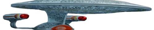 1/2500 スタートレック エンタープライズ NCC-1701D プラモデル