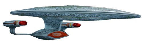 Round 2 AMT Star Trek Enterprise 1701-D 12500