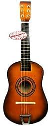 Star Kids Acoustic Toy Guitar 238242 Sunburst Color MG50-SB