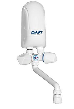 Scalda acqua instantaneo elettrico con rubinetto dafi for Scalda acqua istantaneo elettrico