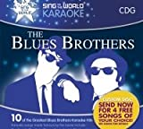 Various Sing To The World Karaoke Hits Of The Blues Brothers (CD+G)